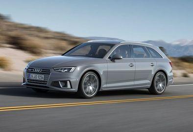 Audi A4 Avant 2018*