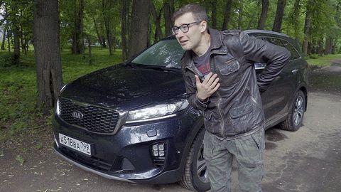 Kia Sorento Prime 2018 // Павел Блюденов