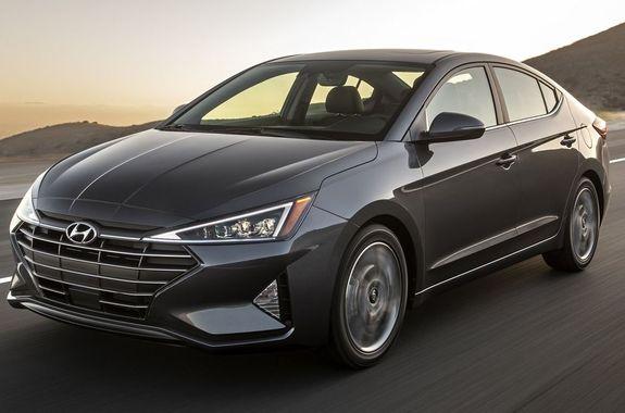 Hyundai Elantra 2018*