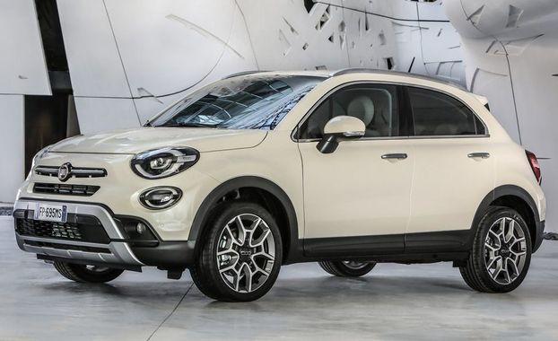 Fiat 500X 2018*