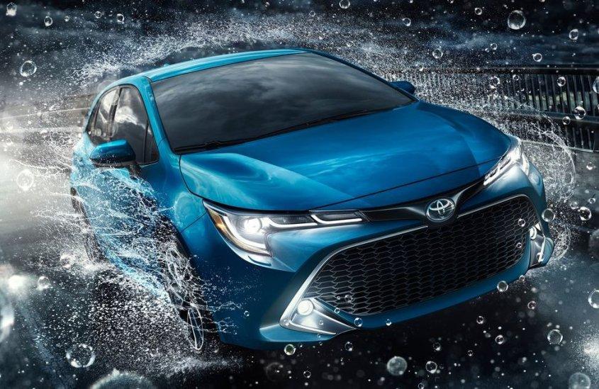Toyota Corolla Hatchback (Auris) 2018