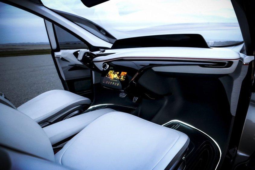 Электромобиль Chrysler: более 400 км хода и зарядка за 20 минут
