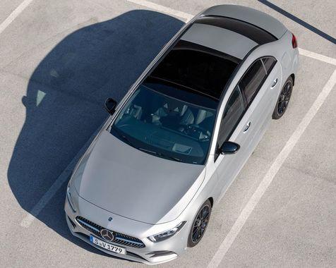 Mercedes A-Class Sedan 2018