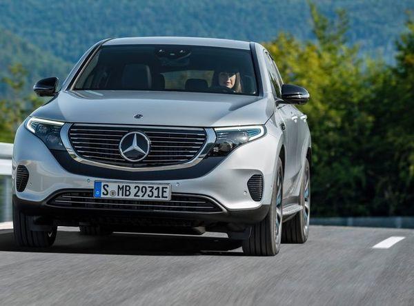 Mercedes-Benz EQC 2019