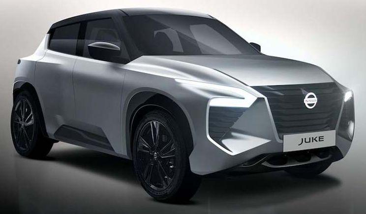 В предвкушении нового Nissan Juke 2019