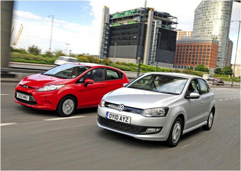 Volkswagen и Ford могут обьединиться