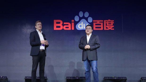Volvo и Baidu будут вместе делать беспилотники