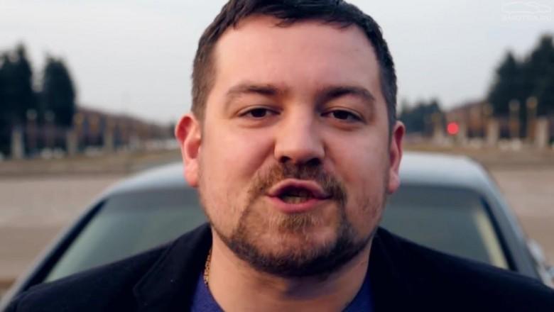 Эрик давидович видео тест драйв