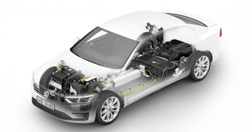 последнее поколение дизельных и бензиновых моторов Фольксваген