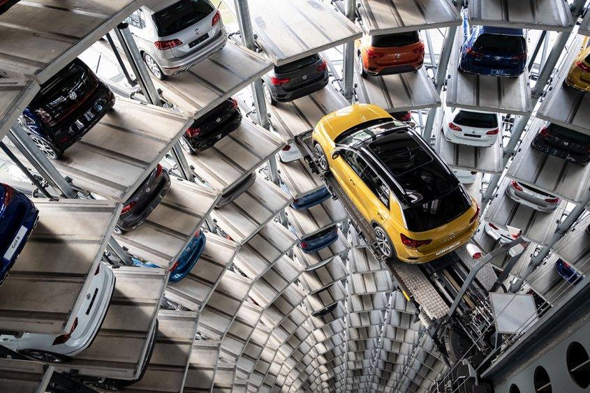 Volkswagen выпустит последнее поколение ДВС