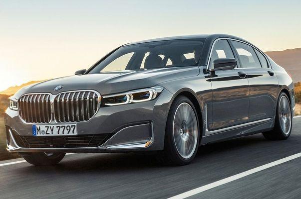 BMW 7 Series 2019*