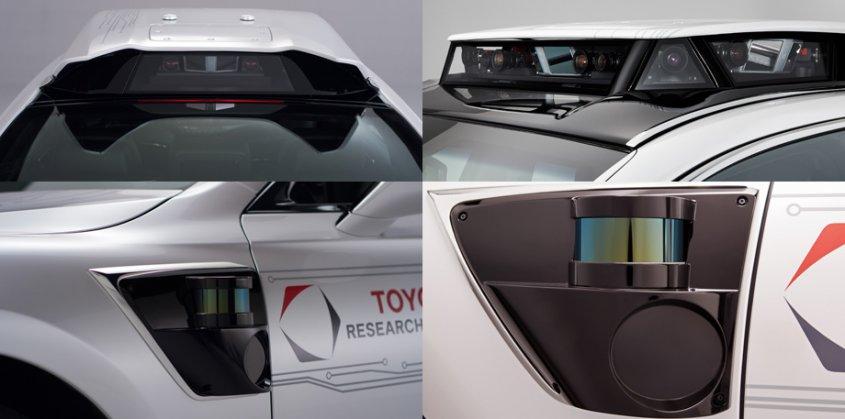 Toyota построила улучшенный беспилотник TRI-P4