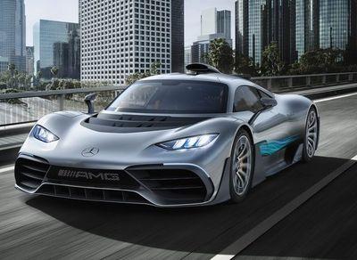 Mercedes-AMG One 2019