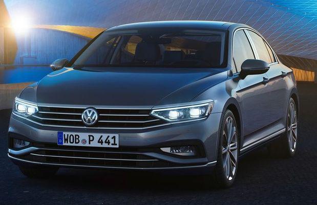 Volkswagen Passat 2019*