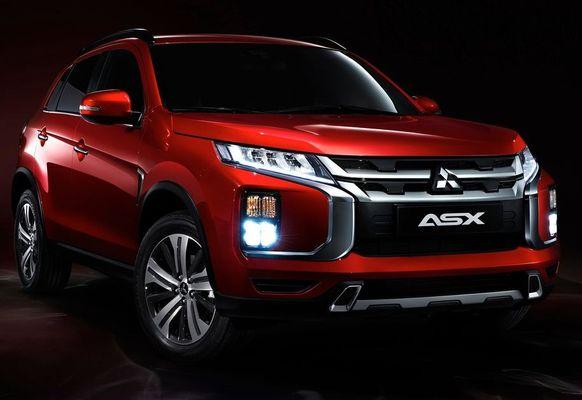 Mitsubishi ASX 2019*