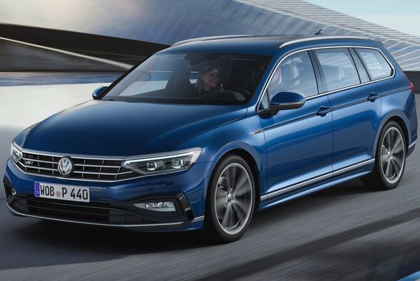 Volkswagen Passat Variant 2019*