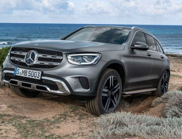 Mercedes-Benz GLC 2019*