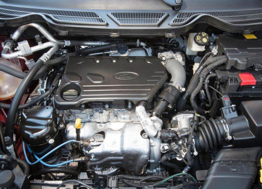 двигатель форд экоспорт 2019 рестайлинг