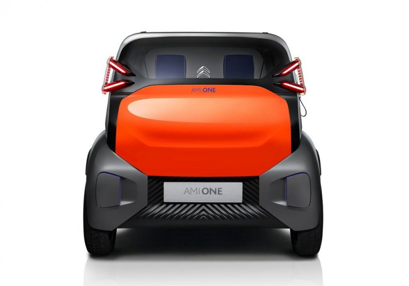 Citroen Ami One Concept 2019