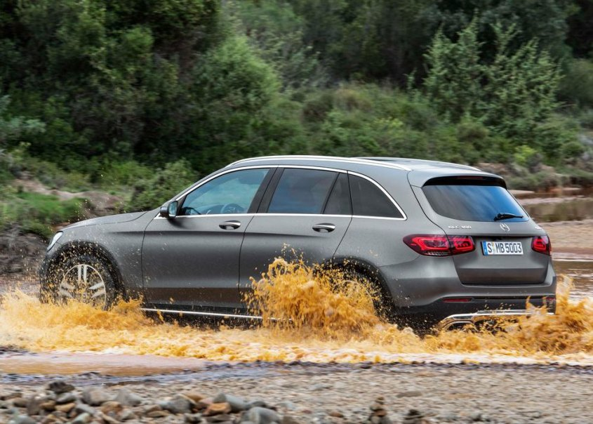 Mercedes-Benz GLC Coupe 2019*