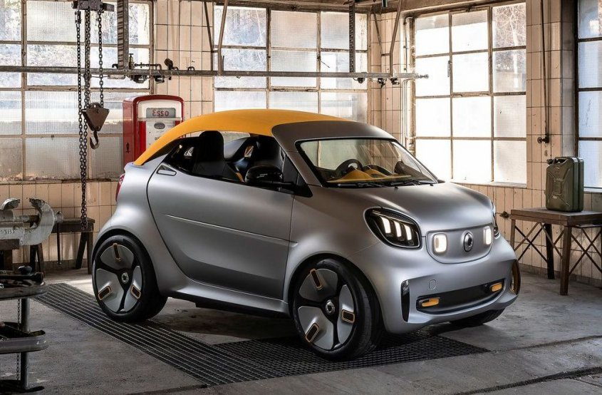 Smart Forease+ Concept 2019