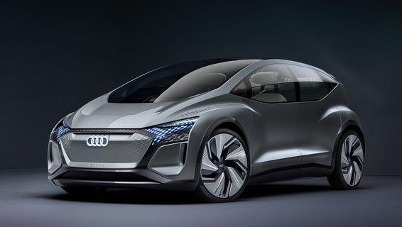 Электрокар Audi AI:ME оказался клоном Volkswagen