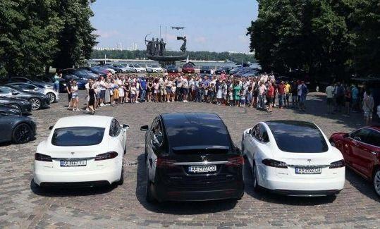 Tesla готова официально зайти на рынок Украины