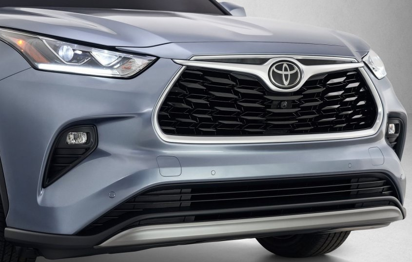 new Toyota Highlander 2019 exterior