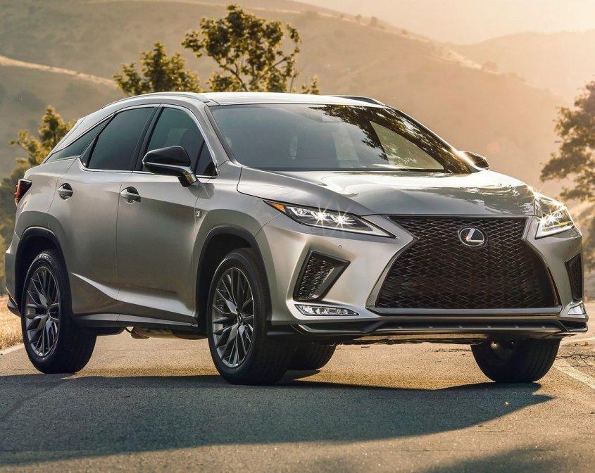 Lexus RX 2019*