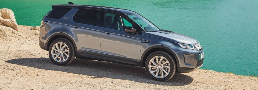 new Land Rover Discovery Sport 2019