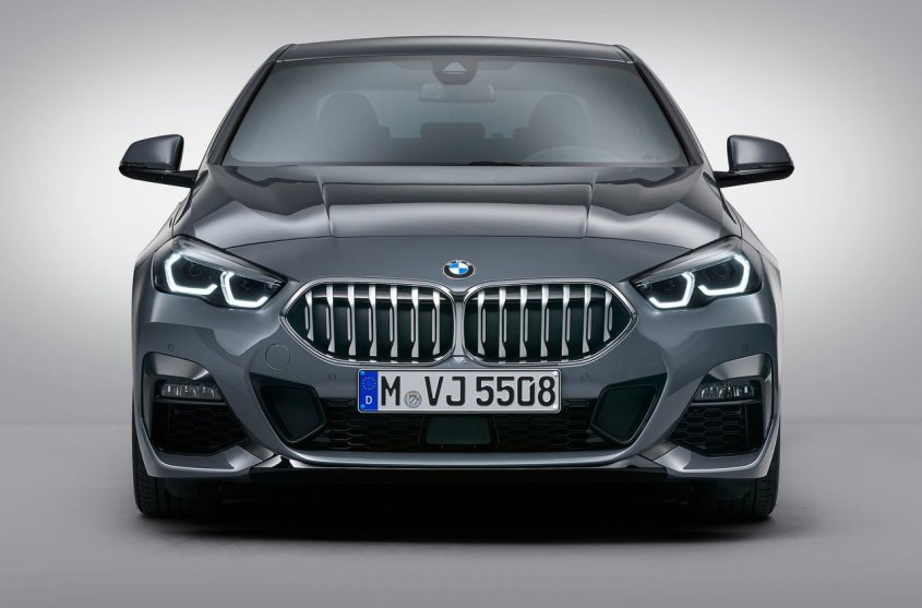 BMW 2 series Gran Coupe 2019 спереди
