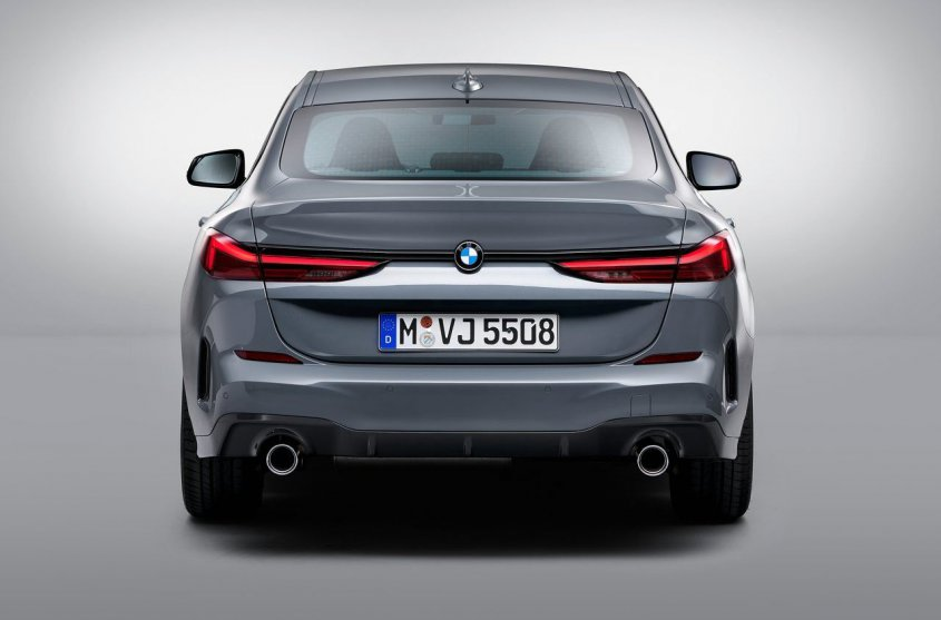 BMW 2 series Gran Coupe 2019 сзади