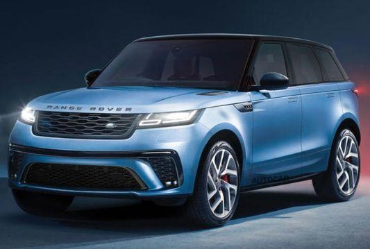 Третье поколение Range Rover Sport поступит в продажу в 2022 году