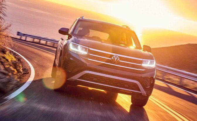Обновленный Volkswagen Atlas 2020 уже этой весной