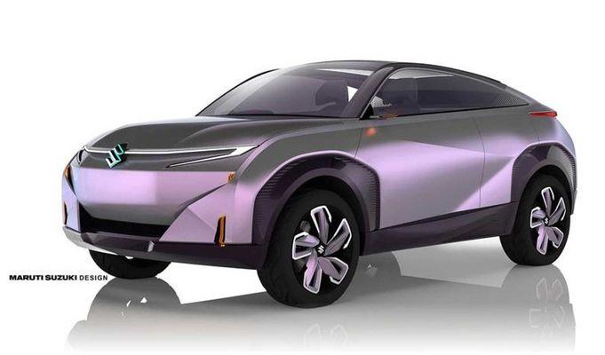 Первое кросс-купе от Suzuki