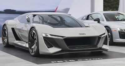 Audi R8 третьего поколения будет электрический