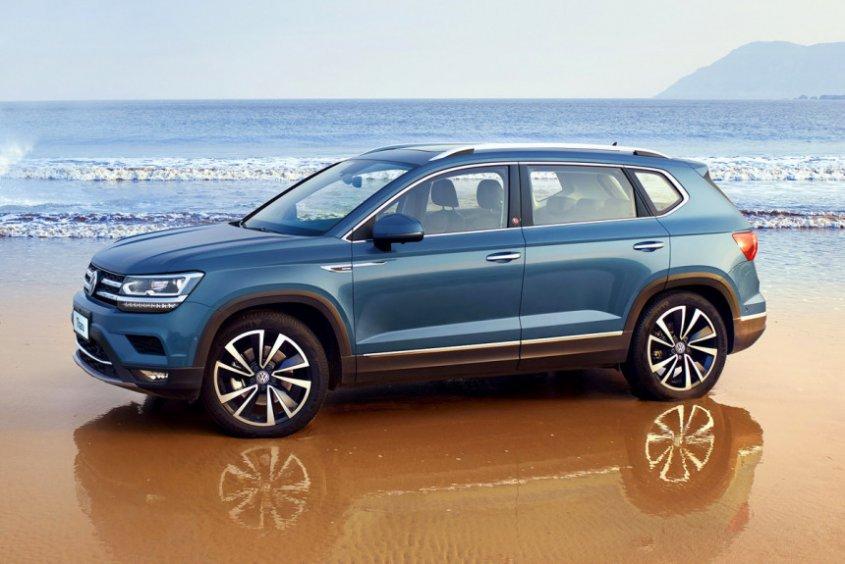 В российской линейке VW появится три новые модели