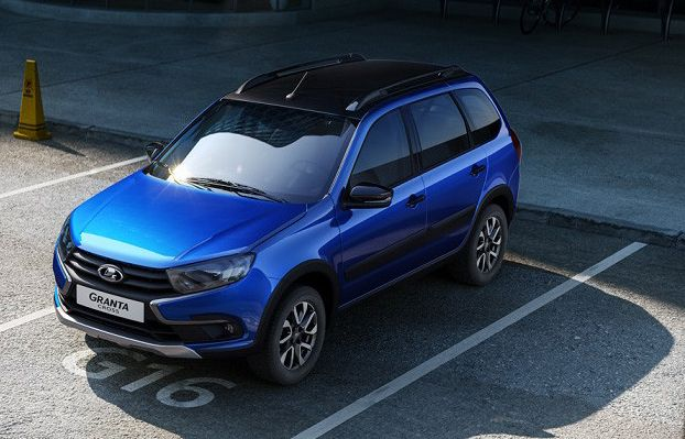 LADA Granta Cross Quest 2020