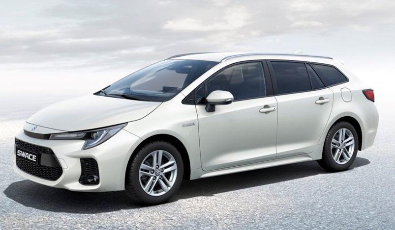 Suzuki Corolla: представлен Suzuki Swace на базе Toyota
