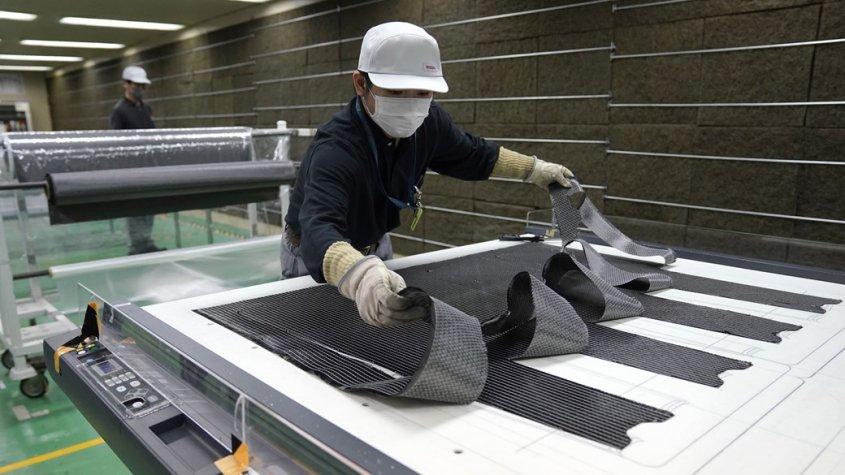 Удешевление производства углеволокна от Ниссан