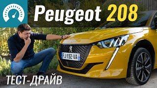 НОВЫЙ Peugeot 208 2019 // InfoCar