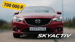 2013 Mazda 6 с пробегом // Anton Avtoman