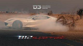 Ferrari 812 SuperFast 800 Сил // D3