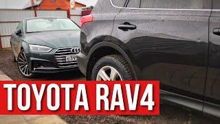 Новая Toyota RAV 4 2018 vs Ленд Крузер Прадо б/у