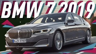 New BMW 7 series 2019