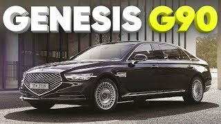 Новый Genesis G90 2019 // Большой Тест-драйв