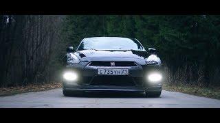 Мужской выбор — Nissan GT-R