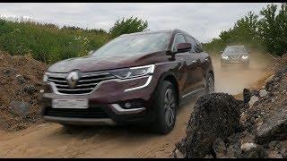 Сравнительный Nissan X-Trail vs Renault Koleos 2018