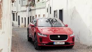 Jaguar I-Pace 2018 // Наши тесты