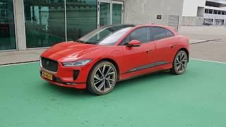 Jaguar I-Pace 2018 // Automailru